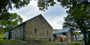 18th century barn conversion, Ystradfellte, Brecon Beacons